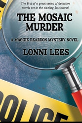 The Mosaic Murder: A Maggie Reardon Mystery Novel, by Lonni Lees (Paperback)
