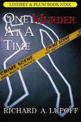One Murder at a Time: A Casebook: The Lindsey & Plum Detective Series, Book Nine, by Richard A. Lupoff (Paperback)