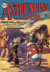 Pulp Classics: Astounding Stories of Super-Science, Vol. 1, No. 1 (January, 1930), edited by Harry Bates (Paperback)