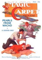 The Magic Carpet, Vol 3, No. 3 (July 1933) 978-1-4344-6216-9
