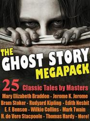 01 The Ghost Story MEGAPACK® (ePub/Kindle)