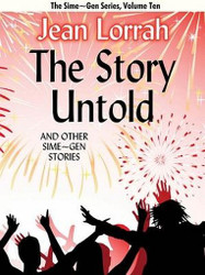 10 The Story Untold and Other Sime~Gen Stories, by Jean Lorrah (ePub/Kindle)