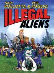 Illegal Aliens, by Nick Pollotta and Phil Foglio (ePub/Kindle)