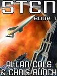 Sten, by Allan Cole and Chris R. Bunch (ePub/Kindle)