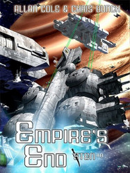 Empire's End (Sten 8), by Allan Cole and Chris R. Bunch (ePub/Kindle)