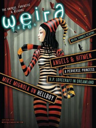 Weird Tales #350 (ePub/Kindle)