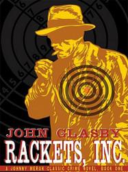 Rackets, Inc.: A Johnny Merak Classic Crime Novel, by John Glasby (ePub/Kindle)
