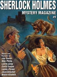 Sherlock Holmes Mystery Magazine #09, edited by Marvin Kaye (ePub/Kindle)