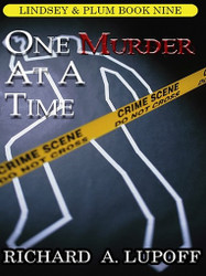 One Murder at a Time: A Casebook: The Lindsey & Plum Detective Series, Book Nine, by Richard A. Lupoff (ePub/Kindle)