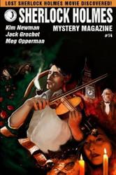 Sherlock Holmes Mystery Magazine #14, edited by Marvin N. Kaye (Paperback)