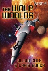 The Wolf Worlds: The Sten Series, Vol. 2, by Allan Cole and Chris Bunch (Paperback)