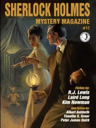 Sherlock Holmes Mystery Magazine #17 (ebook)