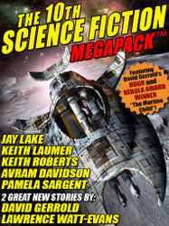 The 10th Science Fiction MEGAPACK™ (epub/Kindle/pdf)