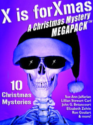 X is for Xmas: A Christmas Mystery MEGAPACK™, edited by Carla Coupe (epub/Kindle/pdf)