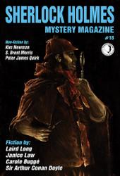 Sherlock Holmes Mystery Magazine #18 (ePub/Kindle)
