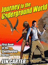 Journey to the Underground World Cover