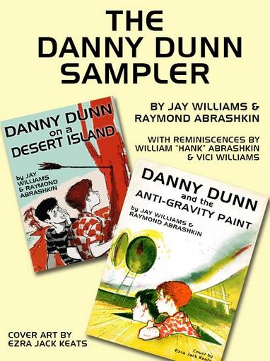 The Danny Dunn Sampler Cover