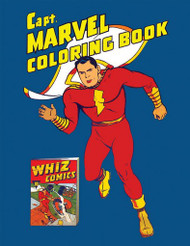 The Captain Marvel Coloring Book