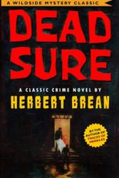 Dead Sure, by Herbert Brean (Paperback)