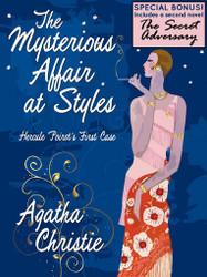 The Mysterious Affair at Styles (with bonus novel - The Secret Adversary), by Agatha Christie (epub/kindle/pdf)