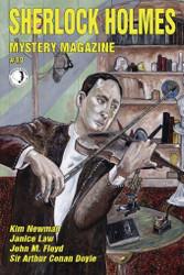 Sherlock Holmes Mystery Magazine #19 (paper)