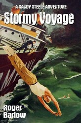 3. Stormy Voyage (A Sandy Steele Adventure), by Roger Barlow (paperback)