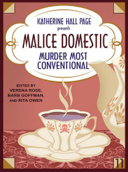 Malice Domestic 11: Murder Most Conventional, presented by Katherine Hall Page (epub/Kindle/pdf)