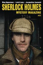 Sherlock Holmes Mystery Magazine #21 (paper)