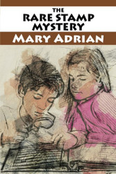 The Rare Stamp Mystery, by Mary Adrian (Paperback)