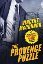 The Provence Puzzle: A Chief Inspector Damiot Mystery, by Vincent McConnor (Paperback)