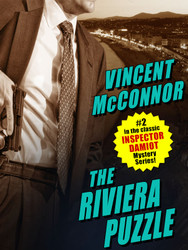 The Riviera Puzzle: A Chief Inspector Damiot Mystery, by Vincent McConnor (ebook)