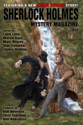 Sherlock Holmes Mystery Magazine #22 (paper)
