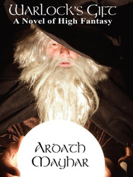 Warlock's Gift [Tales of the Triple Moons], by Ardath Mayhar (epub/Kindle/pdf)