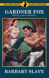 Barbary Slave, by Gardner F. Fox (Paperback)