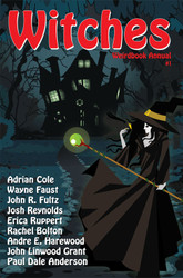 Weirdbook Annual #1 - Witches (Paperback)