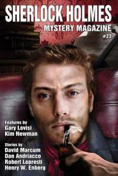 Sherlock Holmes Mystery Magazine #23 (paper)