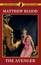 The Avenger, by Gardner Fox (writing as Matthew Blood) (Paperback)
