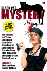4 issue subscription to Black Cat Mystery Magazine (Paper edition) (International addresses only)