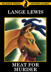 Meat for Murder, by Lange Lewis (Paperback)