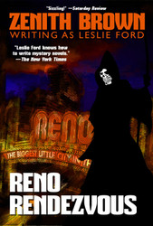 Reno Rendezvous, by Zenith Brown (writing as Leslie Ford) (paper)