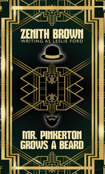 Mr. Pinkerton Grows a Beard, by Zenith Brown (writing as David Frome) (paper)