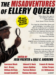 The Misadventures of Ellery Queen, edited by Josh Pachter, Dale C. Andrews (epub/Kindle/pdf)