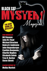Black Cat Mystery Magazine #2 (Paper edition)