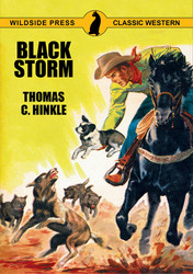 Black Storm, by Thomas C. Hinkle (Paperback)
