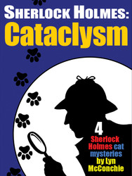 Sherlock Holmes: Cataclysm, by Lyn McConchie (Paperback)