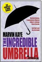 The Incredible Umbrella Tetralogy, by Marvin Kaye (Paperback)