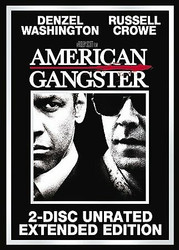 American Gangster (DVD) ++ MINT CONDITION! + FAST Shipping!