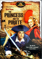 Bob Hope in The Princess and the Pirate ~ DVD ~ Mint Condition