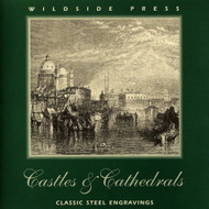 Castles & Cathedrals - hi-res steel engravings for graphic designers - CD-ROM