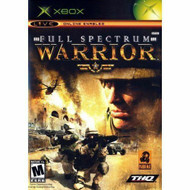 Full Spectrum Warrior (Xbox) MINT CONDITION disc + includes booklet & orig case